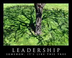 Leadership Demotivational Poster
