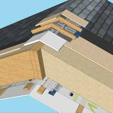Insulate Cathedral Ceiling Without Ridge Vent by Vapor Venting An Unvented Roof In Praise Of Belts And Suspenders