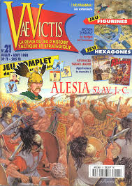 Alesia 52 Av J C Cesar Contre Vercingetorix