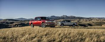 100 Ford Truck Lineup FSeries