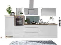 respekta küchenzeile torin mit e geräten gesamtbreite 320 cm