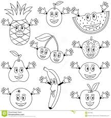 Coloring Download Fruits Pages Pdf Page Fruit Watermelon For Toddlers Kids