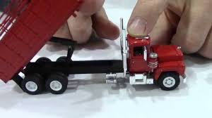 Custom 1/64 Farm Trucks At The 2015 St. Louis Farm Toy Show - YouTube John Deere 116th Scale Big Farm Truck With Cattle Trailer 1 64 Ford Louisville L9000 Grain Scratch Custom Toy Wyatts Toys Trailers Rockin H Trucks Tonka Classic Steel Stake Wwwkotulascom Free 1950s 2 Listings 1975 Chevy C65 Tag Axle And 20 Grain Body Snt Custom 0050 Blue Ih 4300 Pulling A Wilson Pup