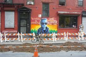 Joe Strummer Mural New York City by Ev Grieve The Joe Strummer Mural Will Return
