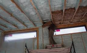 Insulating Cathedral Ceilings Rockwool by Great Green Home Cortez Custom By Mantell Hecathorn Builders