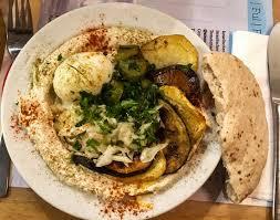 hummus and shakshuka picture of hummus küch frankfurt