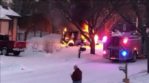 100 Usps Truck Driving Jobs USPS Explodes In Flames After Getting Stuck Up An Icy Hill