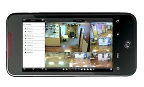 New Multi Camera Remote Access to Cameras from Android and iPhone