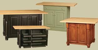 Traditional Kitchen Islands Amish Kitchen Cabinets Bristol PA