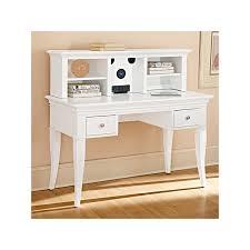 Antique White Desk With Hutch Models — Harper Noel Homes