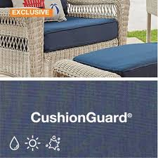 Home Depot Porch Cushions by Outdoor Cushions The Home Depot