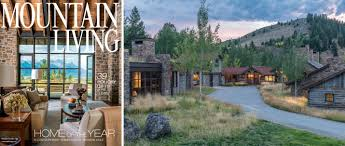 100 Mountain Architects Home Of The Year Award JLF