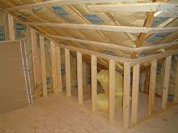 Knee Walls Are Typically Required In An Attic Bedroom Conversion Project