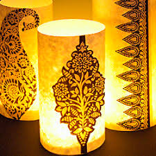 Quick Easy Paper Lanterns To Download Print Cut Out Glue