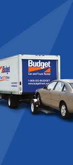 100 Budget Rental Truck Sizes Towing System Brochure