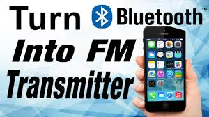 📠📲 Turn Bluetooth Into FM Transmitter FM Party