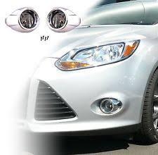 fog driving lights for 2012 ford focus ebay