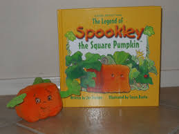 Spookley The Square Pumpkin Preschool Activities by Blog Hoppin U0027 Character Pumpkins