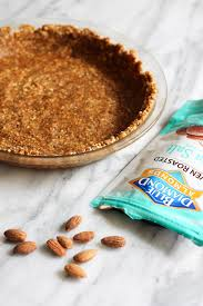 Pumpkin Pie Without Crust And Sugar by Vegan Chocolate Avocado Pudding Pie With Salted Almond Date Crust
