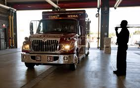 100 Cost Of A Fire Truck A Mesa Brings Ambulance Service Inhouse Officials Say It Will