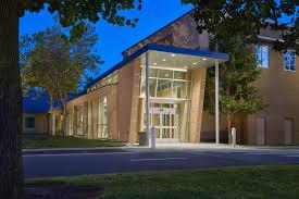 100 Martinez Architects VA New Building Entries MEI
