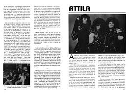 Heavy Metal Subterraneo 2 Mexico en Espa±ol Julio Agosto 1986