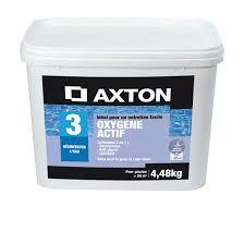 kit d entretien piscine axton granulé 5 l 4 48 kg leroy merlin