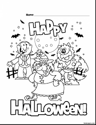 Disney Halloween Coloring Sheets Printable by Incredible Cartoon Vampire Coloring Pages With Halloween Printable