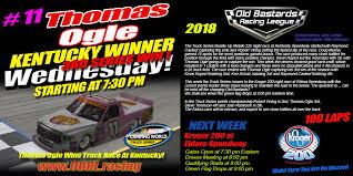 5-Truck-Series Kentuck-Winner-Thomas-Ogle-#11 - Old Bastards Racing ...