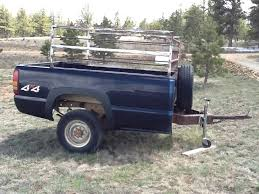 Pickup bed trailer for sale – Ranch of the Rockies Association