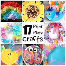 Fun And Easy Paper Plate Crafts For Kids Home Arts Ideas Decor