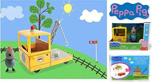 100 Free Tow Truck Games Peppa Pig LITTLE TOW TRUCK Includes Grand Dad Dog LITTLE TOW