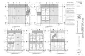 100 Homes From Shipping Containers Floor Plans Foxworth Architecture Schnitzelburg Container