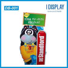 Advertising Cardboard Display Board Standee
