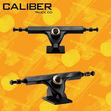 100 Caliber Precision Trucks Truck 44 Black Sk8bites Negozio Di Skateboard