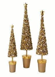 Simon Pearce Christmas Trees by Decorating With Holiday Trees