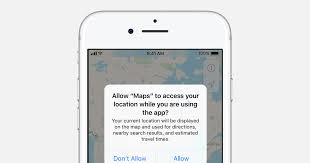 About privacy and Location Services in iOS 8 and later Apple Support