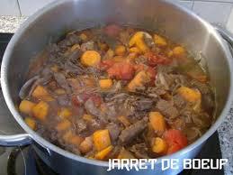 cuisiner le jarret de boeuf best of chad food jarret de boeuf bonvoyageurs