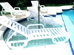 Swimming Pool Loungers Chairs In Lounger Lounge Chair Patio