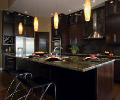 Espresso Kitchen Decor Cabinets Ideas Pictures