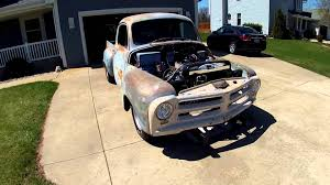1954 Studebaker 3R Pick Up - Small Block Chevy - YouTube 1951 Studebaker 2r5 Pickup Fantomworks 1954 3r Pick Up Small Block Chevy Youtube Vintage Truck Stock Photos For Sale Classiccarscom Cc975112 1947 Studebaker M5 12 Ton Pickup 1952 1953 1955 Car Truck Packard Nos Delco 3r5 Chop Top Build Project Champion Wikipedia Dodge Wiki Luxurious Image Gallery Gear Head Tuesday Daves Stewdebakker 56