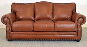 Pottery Barn Turner Sleeper Sofa by Living Room Sofa Leather With Nailheads Chateau Piece Set