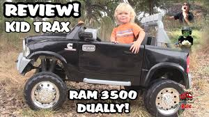 KID TRAX Dodge RAM 3500 Dually Longhorn REVIEW!! - YouTube Pin By David Tourn On Suv Historia Y Usos Pinterest Mattracks 105150 Series Truck Tracks Mountain Grooming Equipment Powertrack Systems For Trucks What Is This Ctraption Its Swamp Traxx The Off Road Trax Snow For Trucks Prices Right Track Systems Int Kids Gift Toy Remote Controlled 24 Ghz Thunder Rc N Go Truck Track Suvs Youtube Front Of New Holland T8410 Smart Farm Equipment Ken Blocks Raptor Custom Rubber 400 Cversions