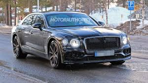 100 New Bentley Truck 2020 Flying Spur Spy Shots And Video