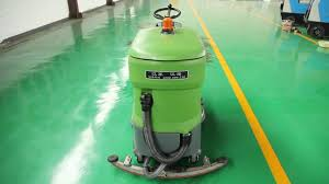 Automatic Floor Scrubber Detergent by Sdk 850 Driving Type Floor Scrubber Youtube