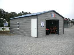 Double Carports Width Carports Typical Single Car Garage