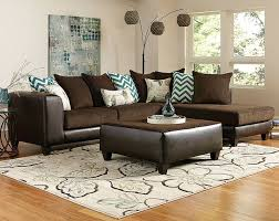 Brown Living Room Ideas Pinterest by Shining Design Blue And Brown Living Room Decor Best 25 Sectional