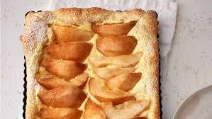 birnen schmand kuchen vom blech rezept