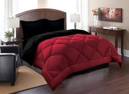 Red and black king size forter sets – Chooz e