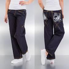 rocawear jeans boyfriend spade down in blue women roca wear gray